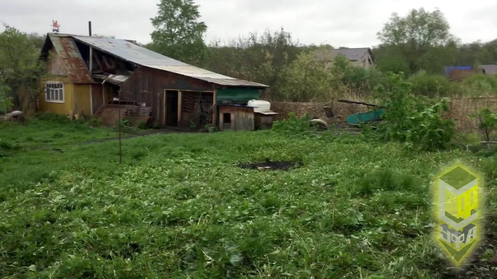 Свайный фундамент для дома 7 на 9 в мкр. Дема
