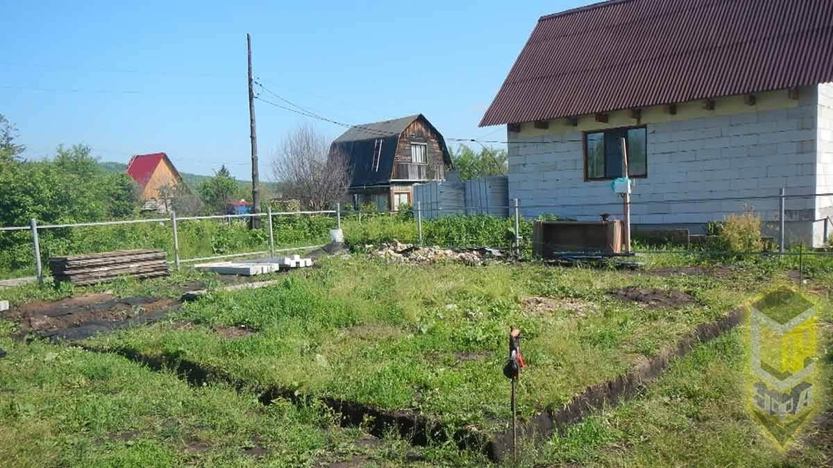 Свайный фундамент для дома 8 на 9 мкр. Максимовка