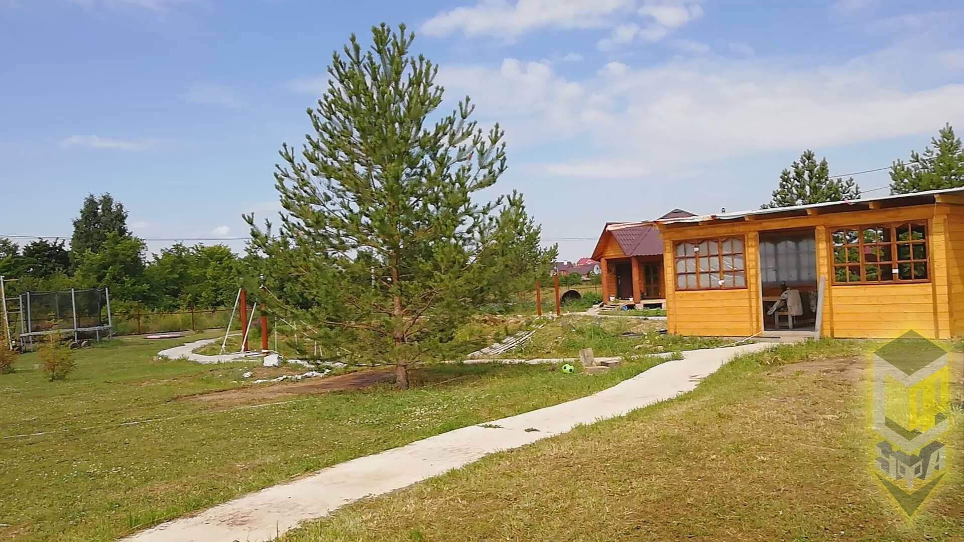 Свайный фундамент для дома 15 на 13 п. Нагаево