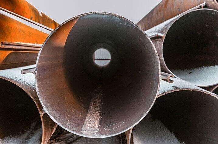 Шпунтовые трубы