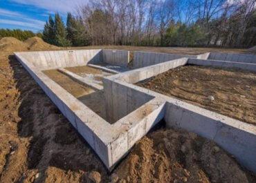 Фундамент для дома в Уфе