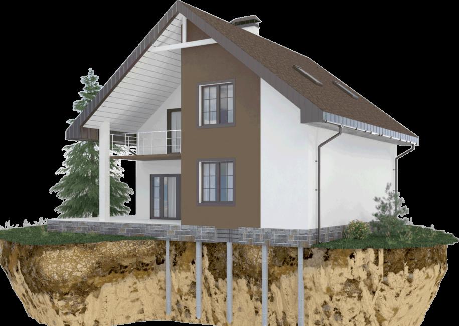 Топ 5 фундаментов для частного дома